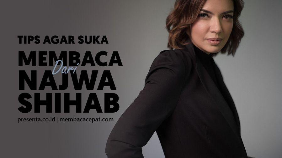 Tips Agar Suka Membaca dari Najwa Shihab