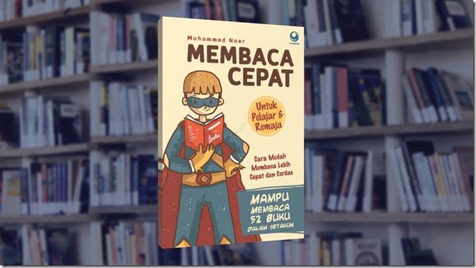 buku membaca cepat terbaik untuk remaja dewasa bahasa indonesia