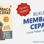 Telah Terbit: Buku Belajar Membaca Cepat Untuk Remaja