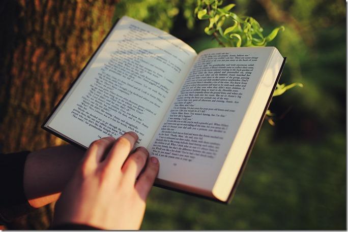 menjadikan membaca sebagai kebiasaan