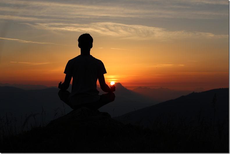 teknik meditasi sederhana dengan buku